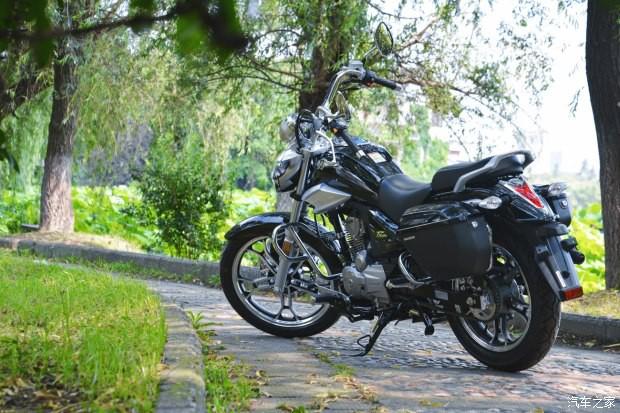 豪爵TR150,中国摩托车制造的水准之作